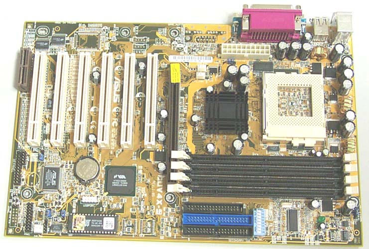 Socket a via kle133 (vt8361/vt82c686b)