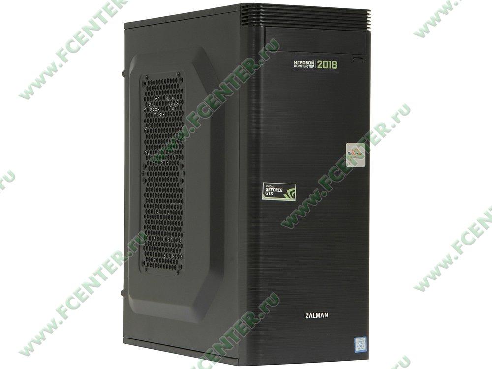 "Компьютер FLEXTRON ""Energo Pro""  (894791). Вид спереди."