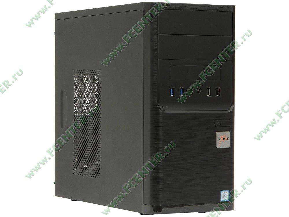 "Компьютер FLEXTRON ""Integro S""  (896701). Вид спереди."