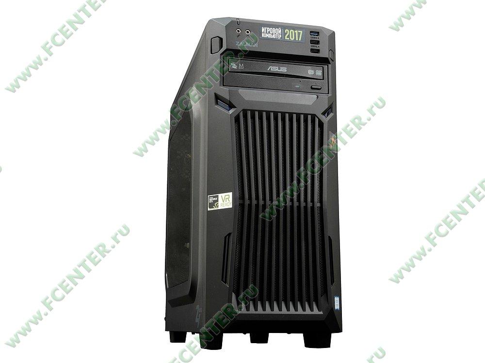 "Компьютер FLEXTRON ""Energo""  (896711). Вид спереди 1."