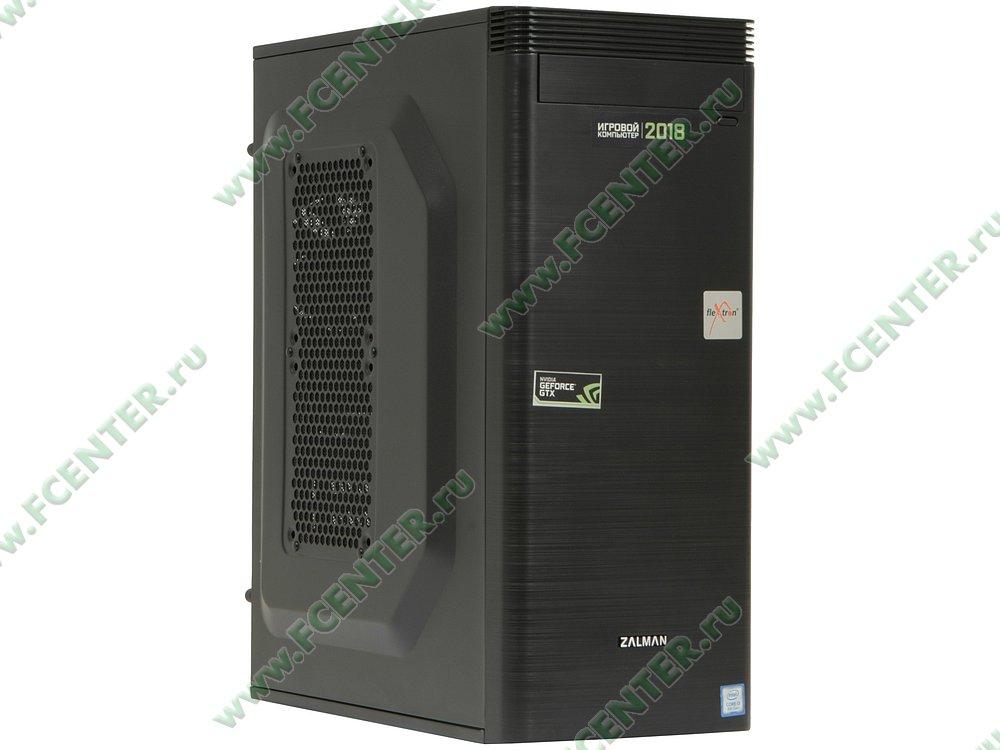 "Компьютер FLEXTRON ""Energo Pro""  (897321). Вид спереди."