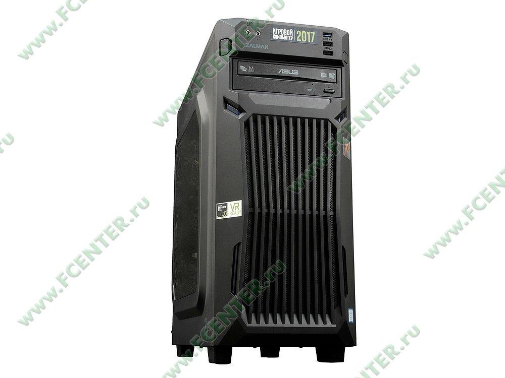 "Компьютер FLEXTRON ""Energo""  (897491). Вид спереди 1."