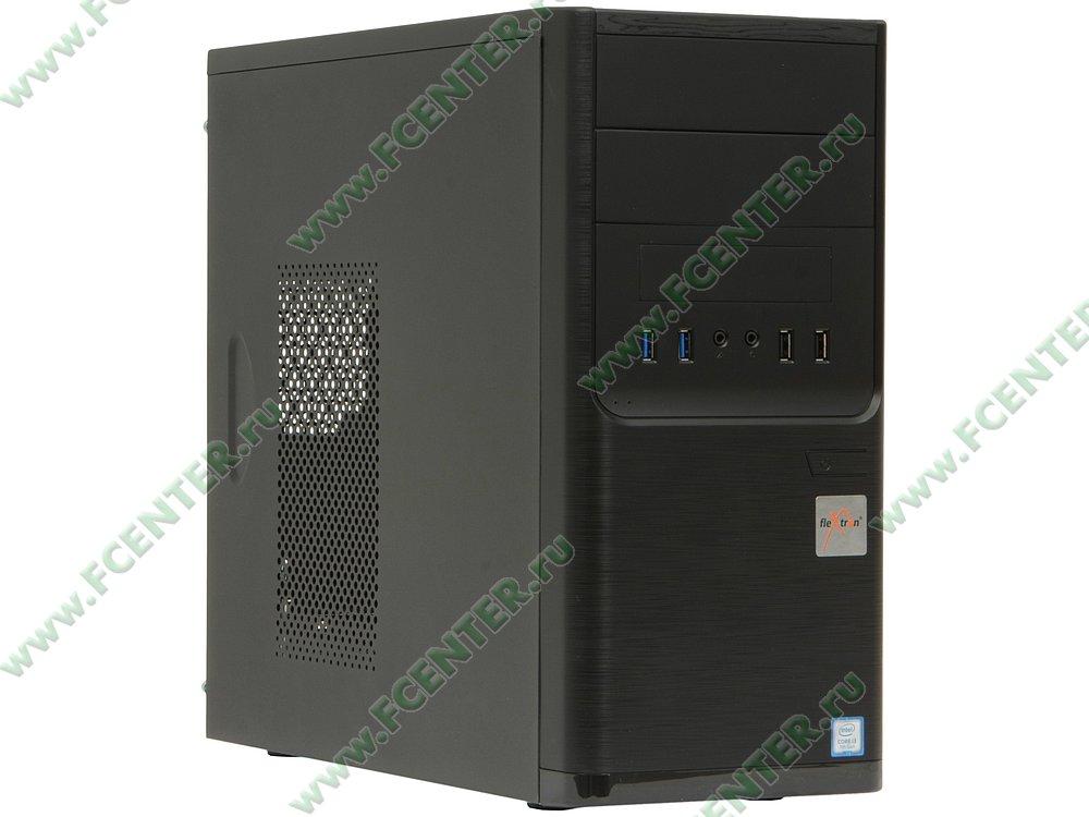 "Компьютер FLEXTRON ""Integro S""  (899111). Вид спереди."
