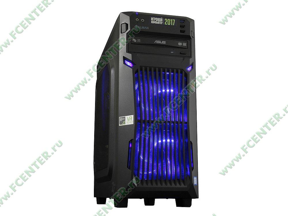 "Компьютер FLEXTRON ""Energo""  (900661). Вид спереди 1."