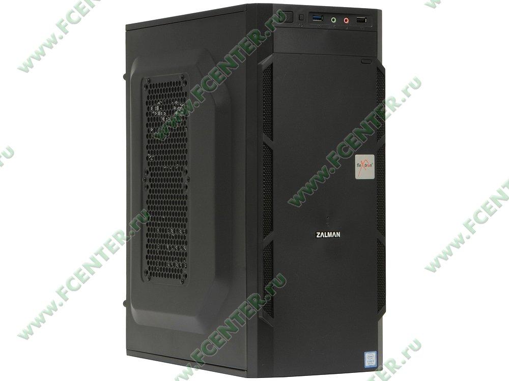 "Компьютер FLEXTRON ""Integro Pro""  (904171). Вид спереди."
