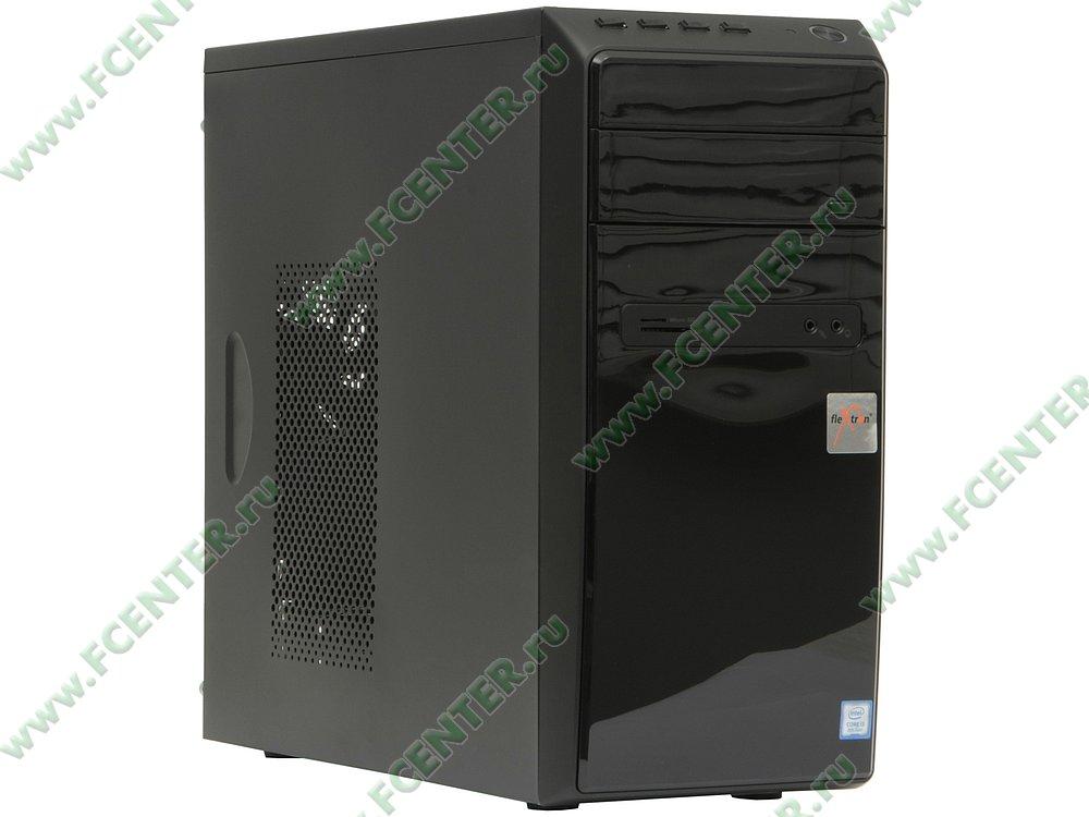 "Компьютер FLEXTRON ""Integro""  (910351). Вид спереди."