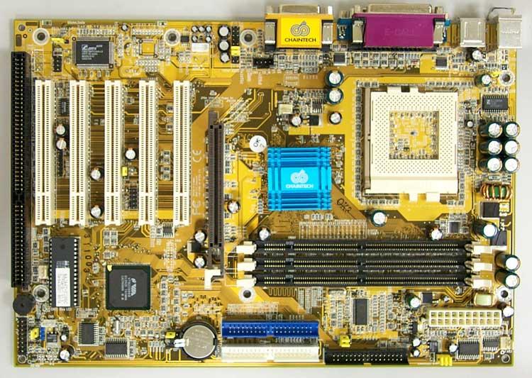 Цена: 500 р состояние товара: бывший в употреблении чипсет via vt82c686b, socket 370, 3 слота dimm