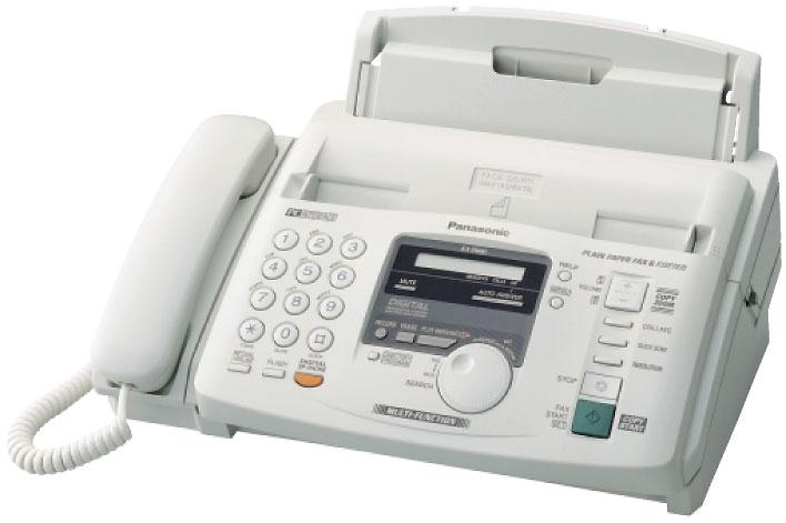 Инструкция Факс Кх Fp81