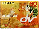 "Кассета MiniDV 60мин. Sony ""DVM60"""