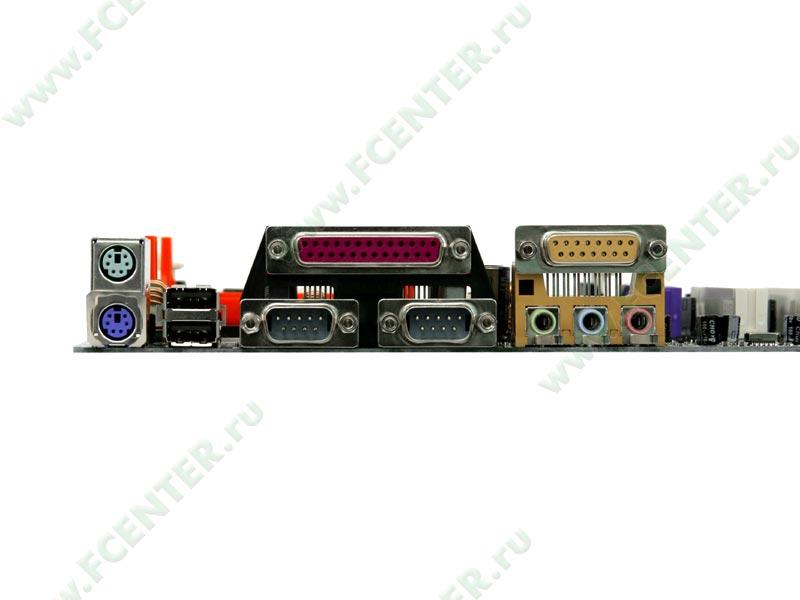 Мат плата socket478 gigabyte ga-8ie800 (i845e, 3xddr, u100, agp, sb, usb20, atx) (oem)