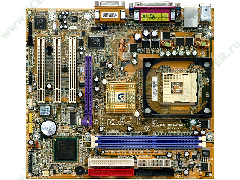 Драйвер gigabyte ga-8gem usb 2 scan computer for driver updates