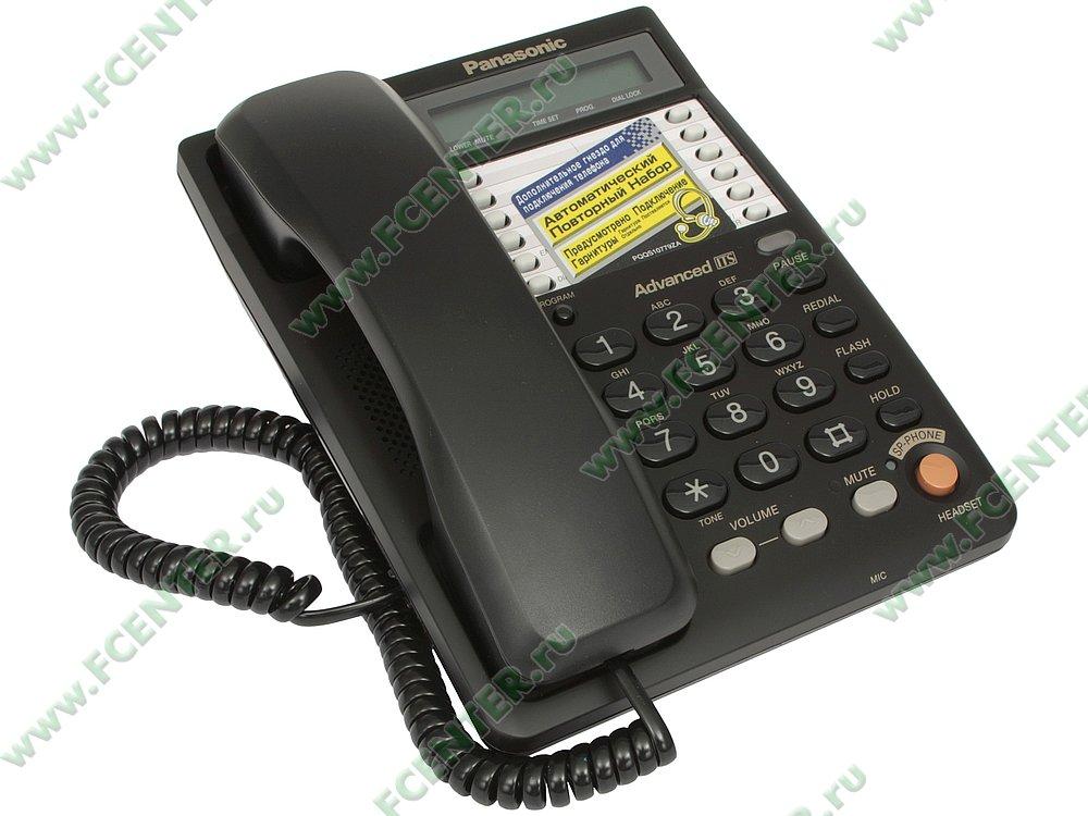 Panasonic kx ts2365 схема 414