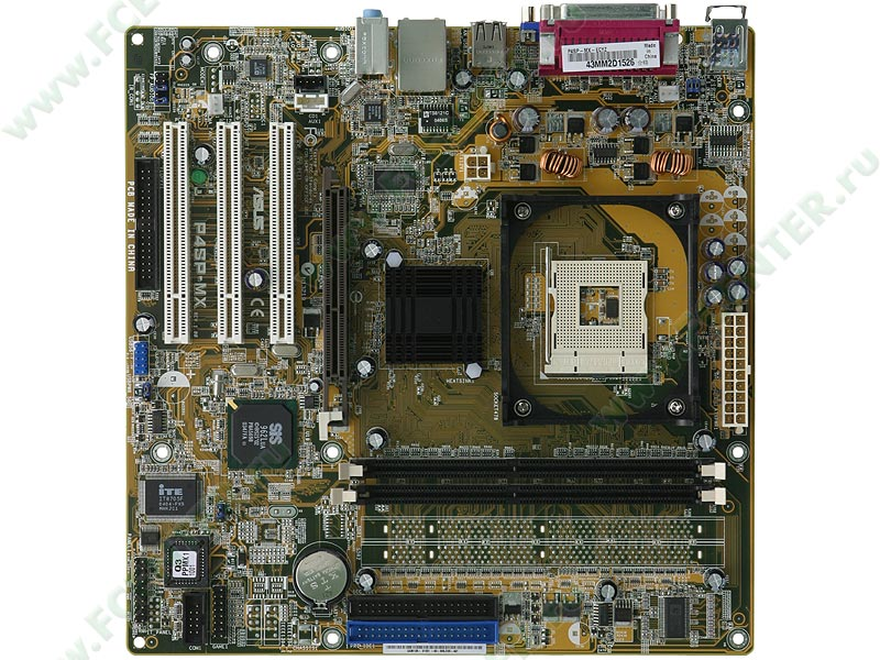 Driver motherboard asus p4sp-mx
