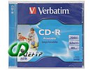 Диски для записи CD, DVD, BD