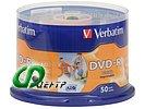 """Диск DVD-R 4.7ГБ 16x Verbatim """"43533"""" (50шт./уп.)"""