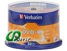 """Диск DVD-R 4.7ГБ 16x Verbatim """"43548"""" (50шт./уп.)"""