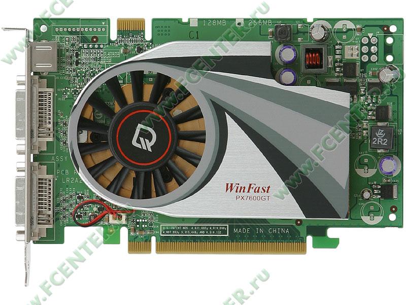 Драйвера Для Winfast Px7600 Gt
