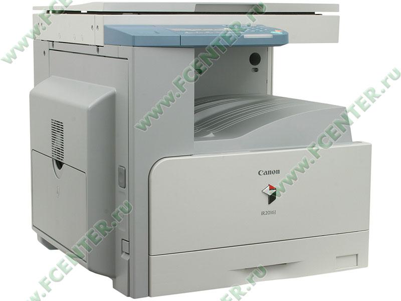 Canon ir2016j printer driver