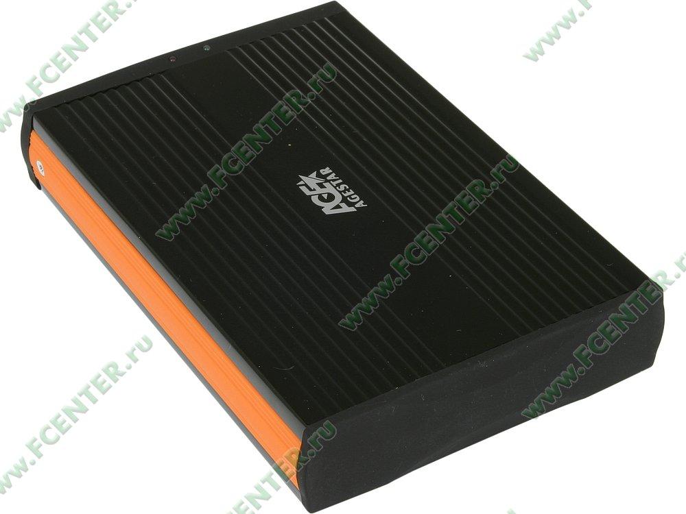 """Контейнер Agestar """"SUB3A1"""" (USB2.0). Вид спереди 1."""