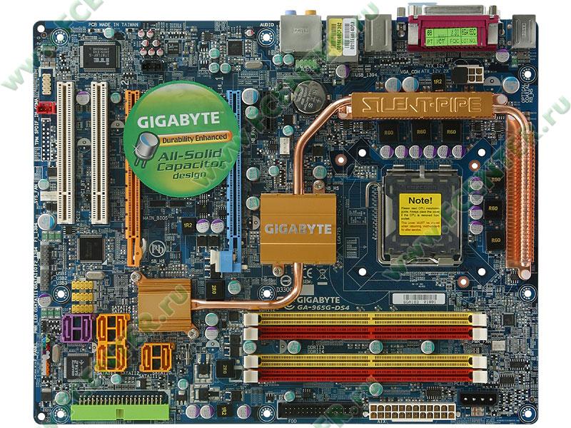 Gigabyte GA-965G-DS4 rev. 2.0 64Bit