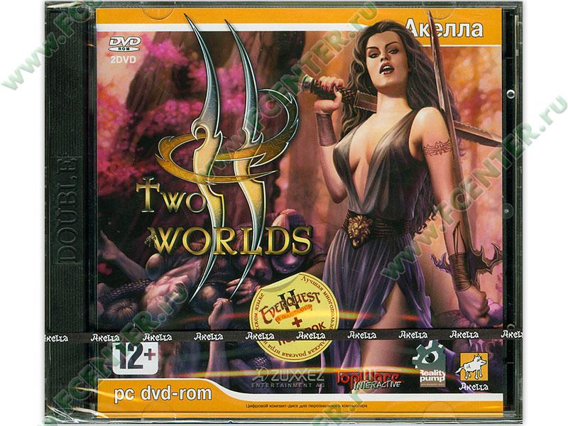Two Worlds + Everquest Ii. АвтоФэны: Заряженные скоростью.