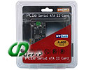 "Контроллер SATA II STLab""A-400"" (PCI-E x1)"