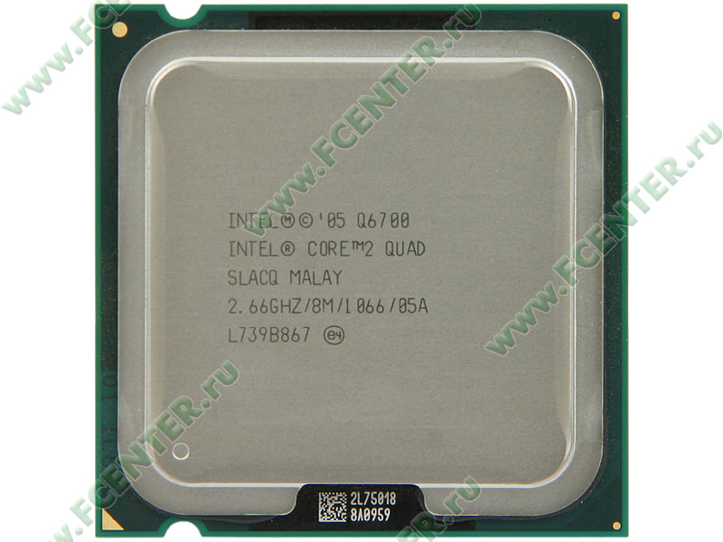 "????????? Intel ""Core 2 Quad Q6700"" Socket775 - ?????? ?????????? ..."