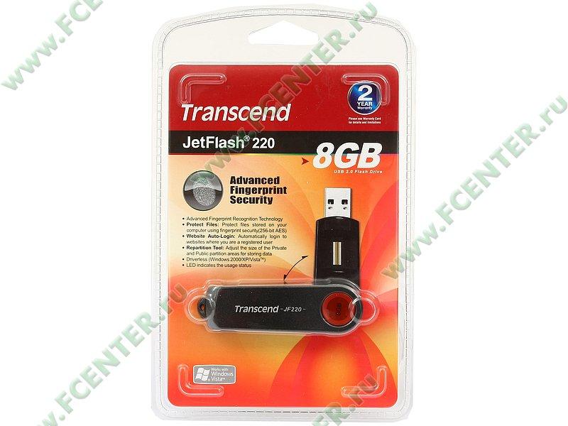 Usb memorija transcend 32gb jetflash jf620, 32 gb, usb 20, crno-ljubi10dasta