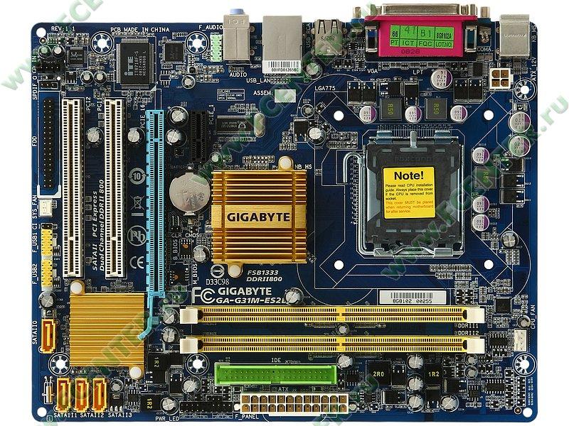 ga-g31m-es2c lan driver download