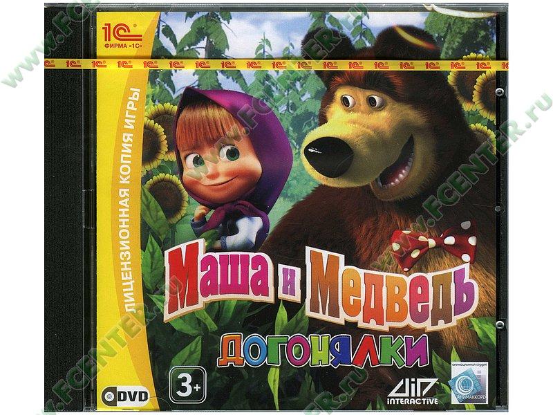 Игра маша и медведь догонялки прохождение