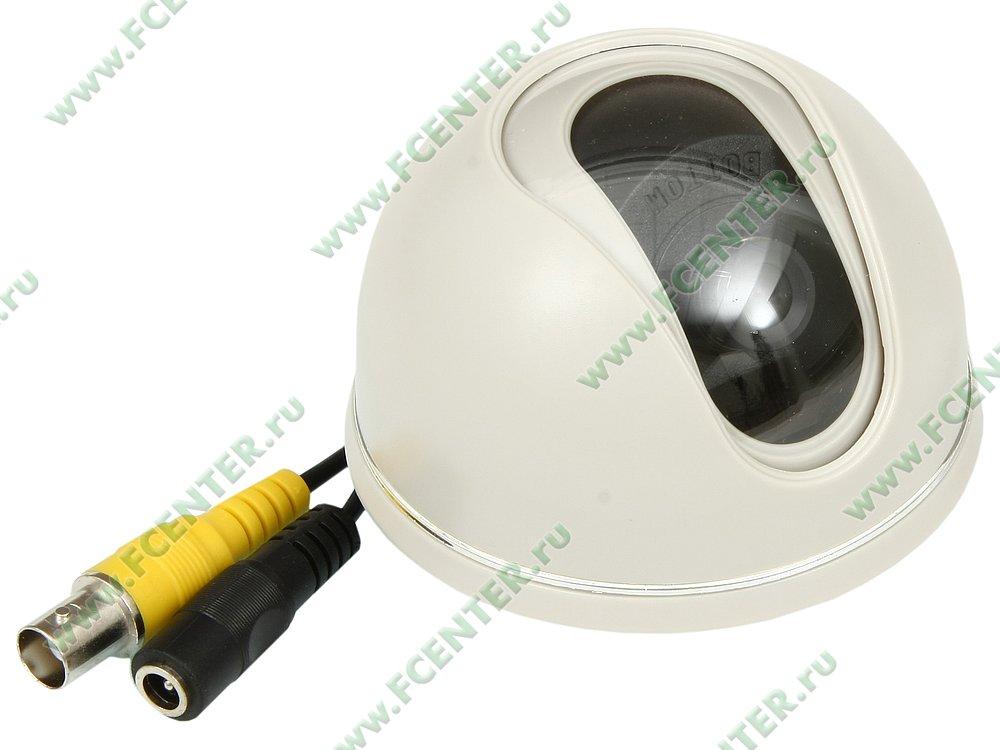 """Аналоговая камера Q-Cam """"QC-25D"""". Вид спереди."""