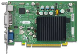 GeForce 6200 with Turbo Cache 16 МБ