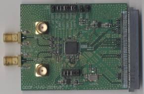 Модуль uw2452 с поддержкой IEEE 802.11a/b/g от Uniband Electronic