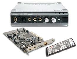 Sound Blaster Audigy 4 Pro от Audigy 2 ZS Platinum Pro отличить можно только по надписи...