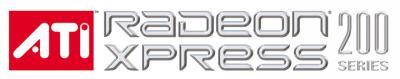 Логотип чипсетов серии Radeon Express 200