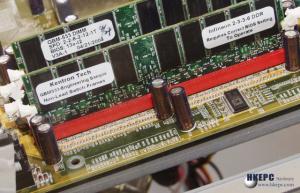 Опытные образцы QBM DDR SDRAM модулей