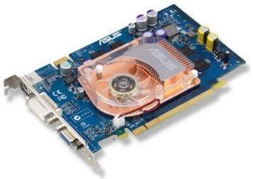 Плата GeForce 6600 GT от ASUSTeK