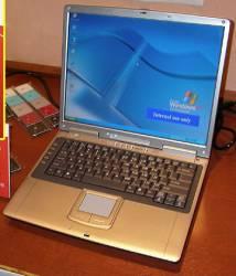 Ноутбук AOpen на чипсете Alviso