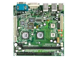 Двухпроцессорная плата VIA Eden DP