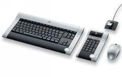 Logitech® diNovo™ Cordless Desktop