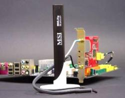 MSI Communication Slot