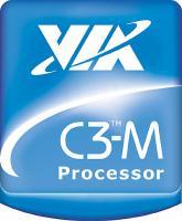 Логотип процессора VIA C3-M