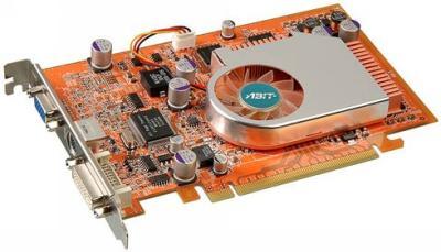 ABIT RX700 XT-256PCIE