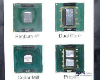 Двухъядерные чипы