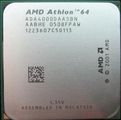 Socket 939 Athlon 64 4000+ (San Diego)