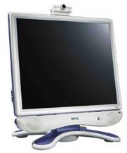 BenQ FP783+. 12-мс LCD в