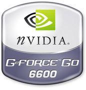 Логотип GeForce 6600 Go