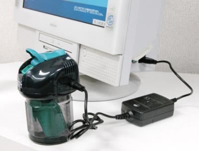 Увлажнитель и ионизатор воздуха в интерфейсом USB