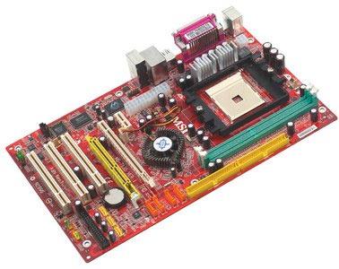 MSI K8N Neo3 – пример неофициального