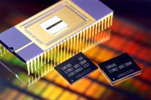 512-мегабитные DDR3 SDRAM чипы от Samsung